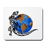 Gecko Planet Mousepad