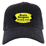 Brain Surgeon Baseball Hat