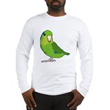Pacific Parrotlet Long Sleeve T-Shirt