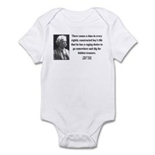 Mark Twain 43 Infant Bodysuit