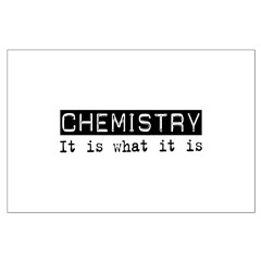 Chemistry Is Posters