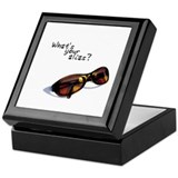 Cute Alia Keepsake Box