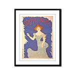 Odette Dulac Framed Panel Print