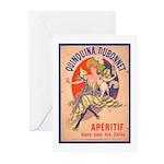 Quinquina Dubonnet Greeting Cards (Pk of 10)