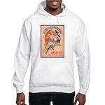 Quinquina Dubonnet Hooded Sweatshirt