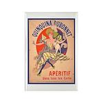 Quinquina Dubonnet Rectangle Magnet (100 pack)