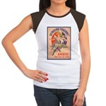 Quinquina Dubonnet Women's Cap Sleeve T-Shirt