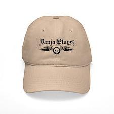 Banjo Player Baseball Cap