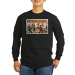 Jesse James Long Sleeve Dark T-Shirt