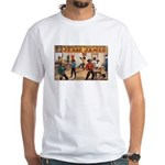 Jesse James White T-Shirt