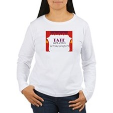 tatE Long Sleeve T-Shirt