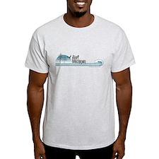 Surf Michigan T-Shirt