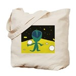 Piper's Alien Tote Bag