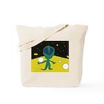 Piper's Alien Tote Bag