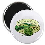 Salmonella Farms - Cilantro Magnet