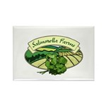 Salmonella Farms - Cilantro Rectangle Magnet (100 pack)