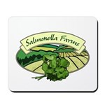 Salmonella Farms - Cilantro Mousepad