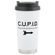 C.U.P.I.D. Ceramic Travel Mug