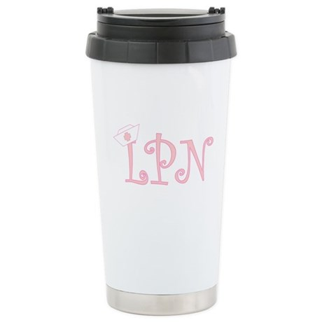 LPN Ceramic Travel Mug