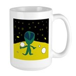Piper's Alien Large Mug