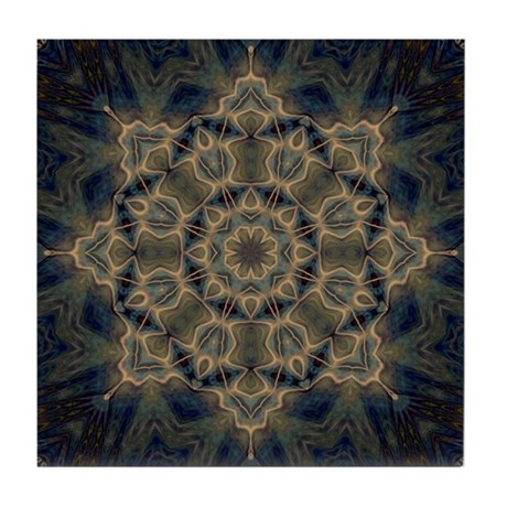 Elemental Mystique Tile Coaster