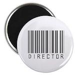 Director Barcode Magnet