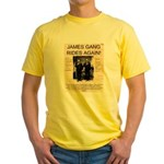The James Gang Yellow T-Shirt