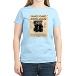 The James Gang Women's Light T-Shirt