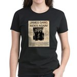 The James Gang Women's Dark T-Shirt