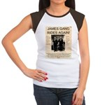 The James Gang Women's Cap Sleeve T-Shirt