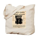 The James Gang Tote Bag