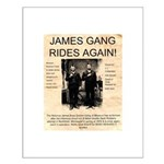 The James Gang Small Poster