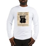 The James Gang Long Sleeve T-Shirt