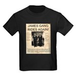 The James Gang Kids Dark T-Shirt