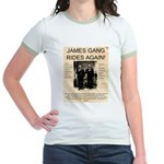 The James Gang Jr. Ringer T-Shirt