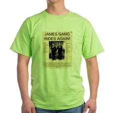 The James Gang T-Shirt