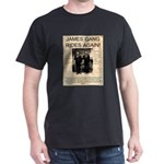 The James Gang Dark T-Shirt