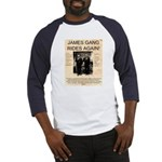 The James Gang Baseball Jersey