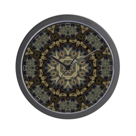 Elemental Mystique Wall Clock