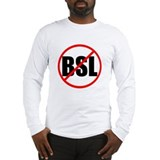 Anti-BSL Long Sleeve T-Shirt