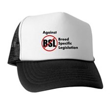 Anti-BSL Trucker Hat