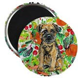 "Border Terrier Environmental 2.25"" Magnet (10 pack"