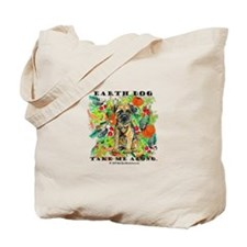 Border Terrier Environmental Tote Bag
