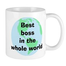 BW Boss Coffee Mug