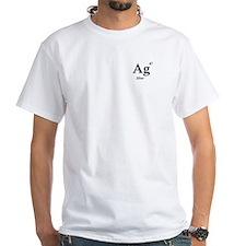 SILVER ELEMENT - White T-shirt