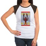 MudBug Madness No. 2 Women's Cap Sleeve T-Shirt
