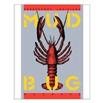 MudBug Madness No. 2 Small Poster