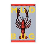 MudBug Madness No. 2 Mini Poster Print
