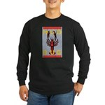MudBug Madness No. 2 Long Sleeve Dark T-Shirt