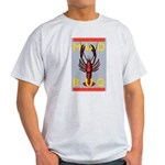 MudBug Madness No. 2 Light T-Shirt